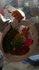 leaf suncatchers 1