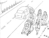 road safety on the school run for childminders